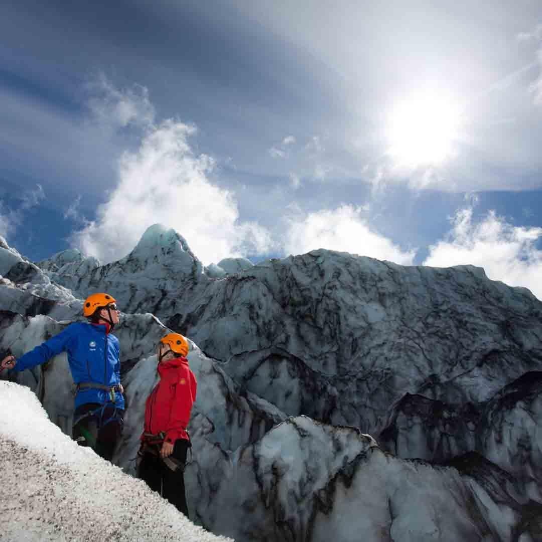 Glacier Hiking Tour