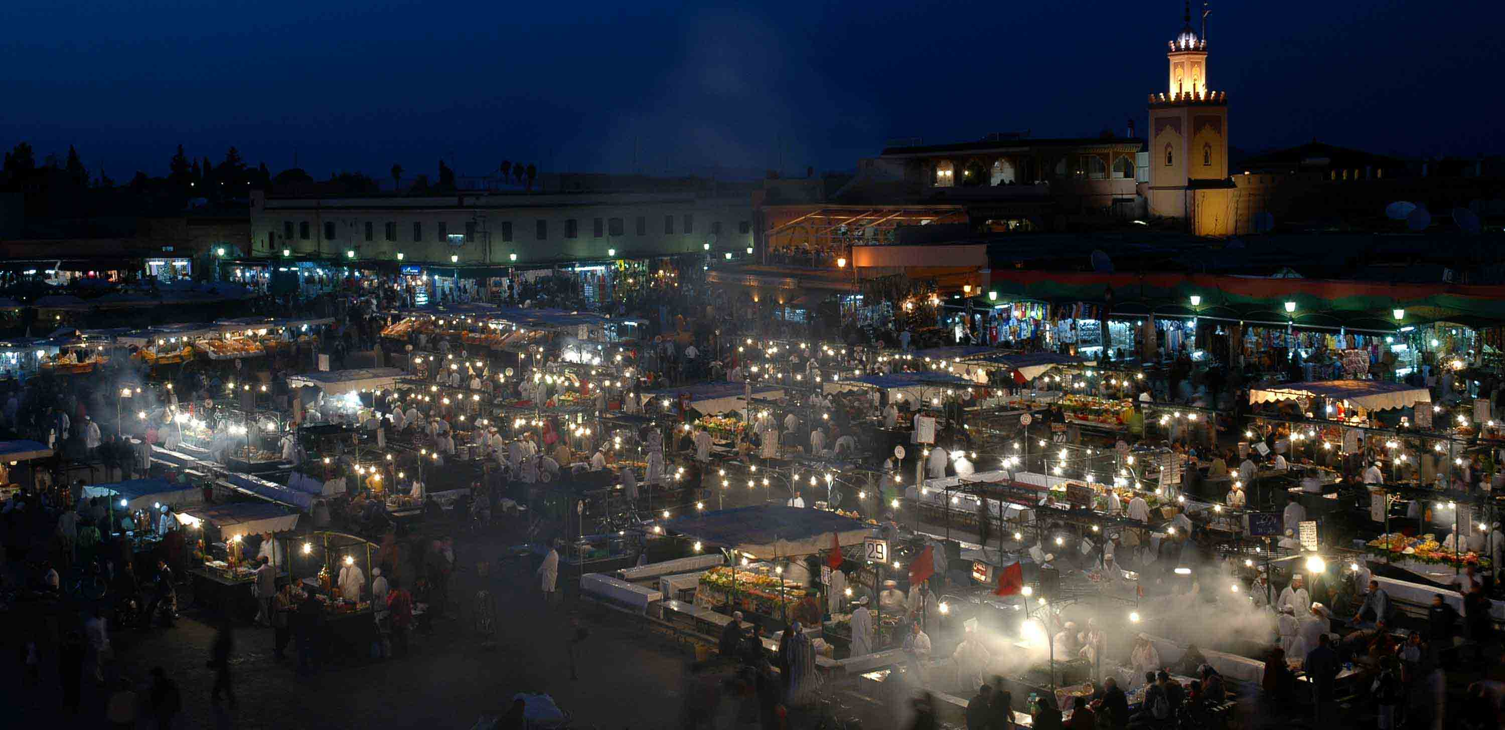 Morocco Geography Study Trips