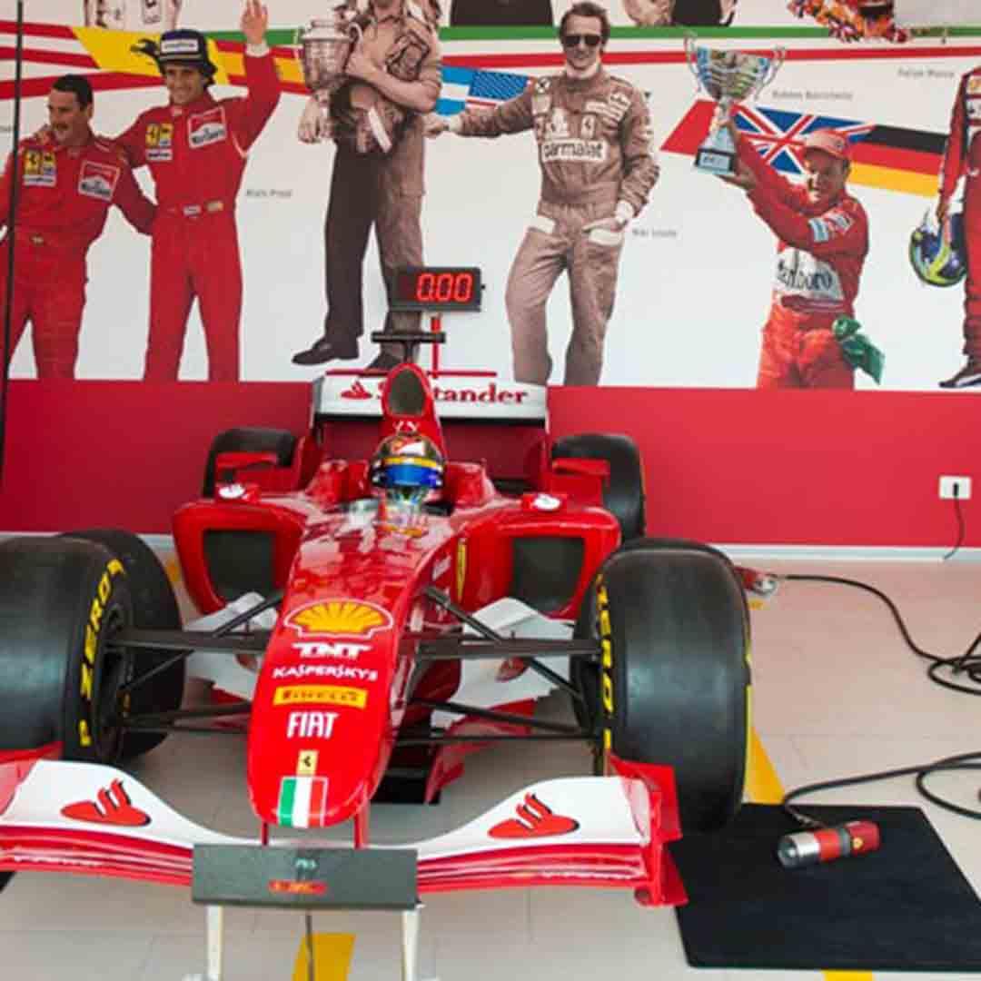 The Ferrari Museum & Exhibitions