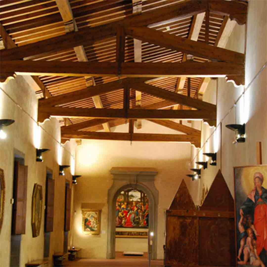 Gallery of the Ospedale degli Innocenti
