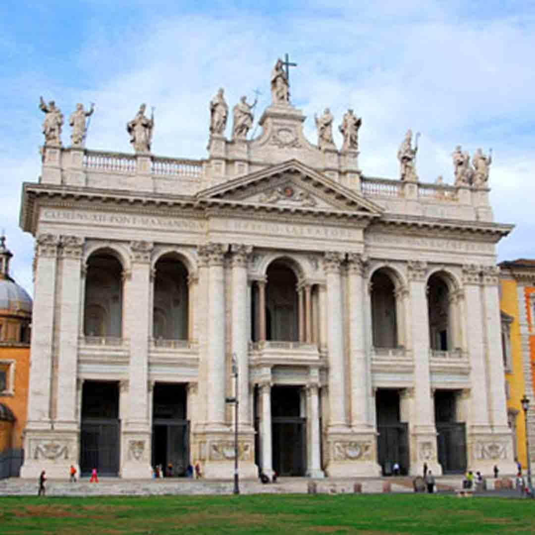 Basilica of St John Lateran