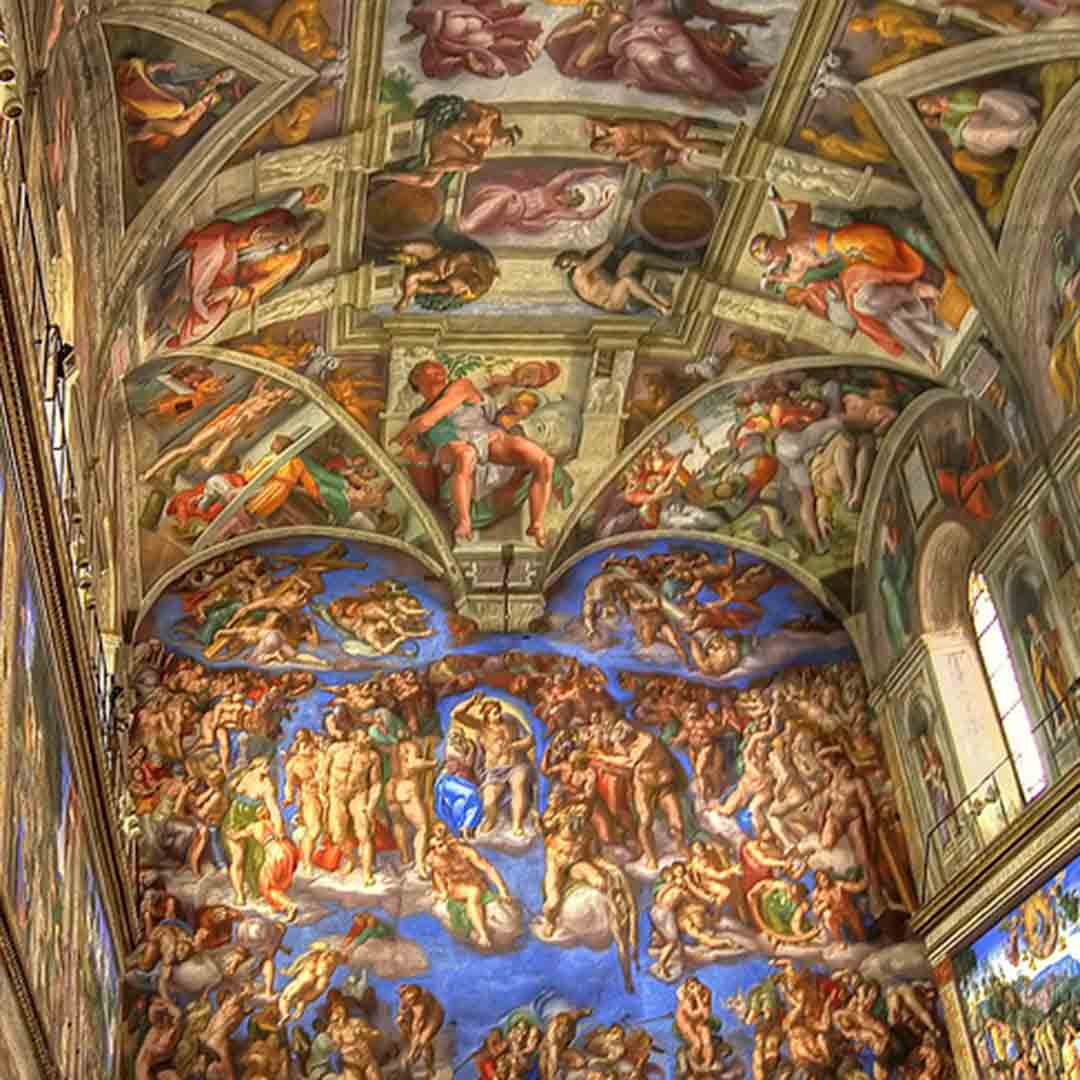 Guided Tour of Vatican City, Sistine Chapel and Church of St Peter's