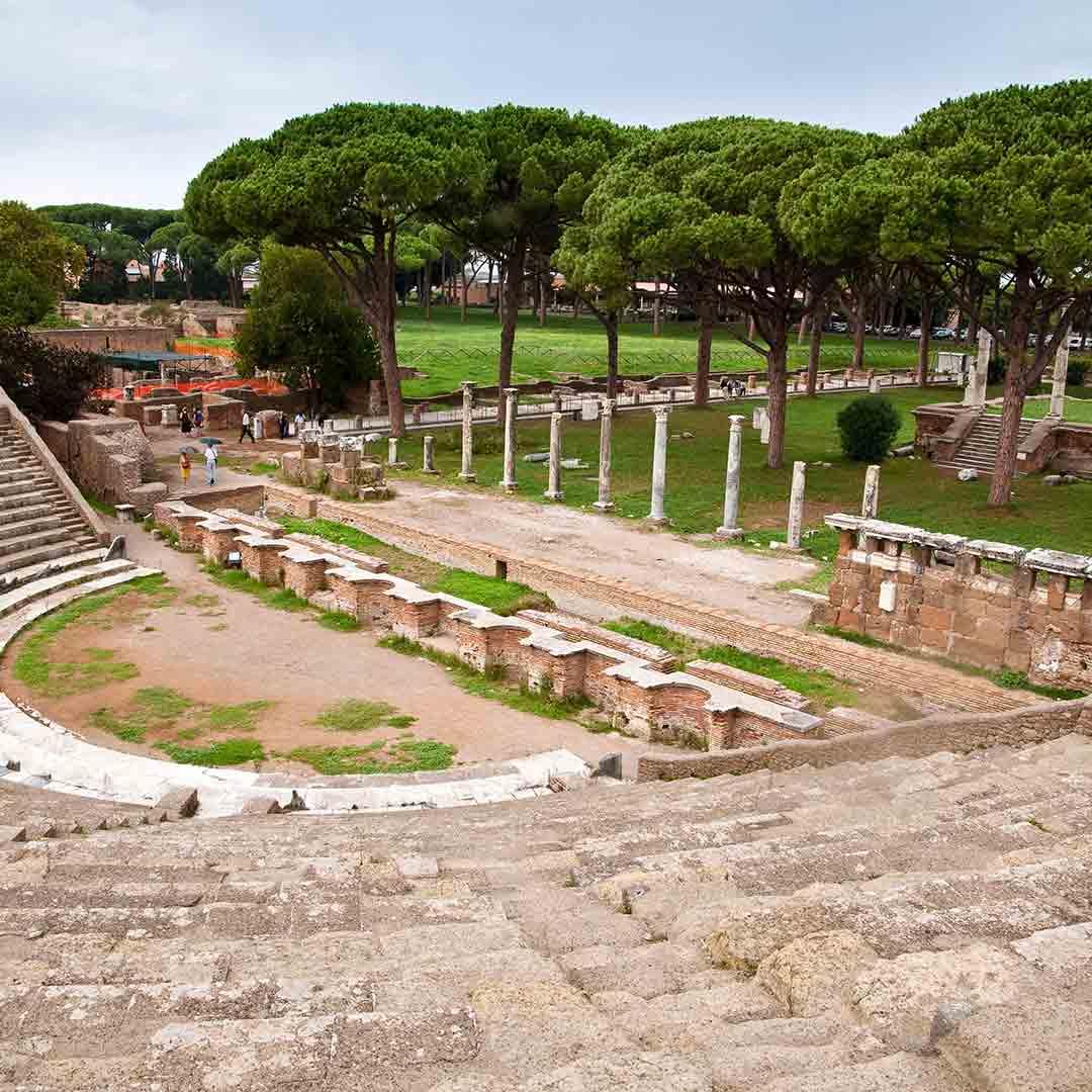 Ostia Antica full day excursion