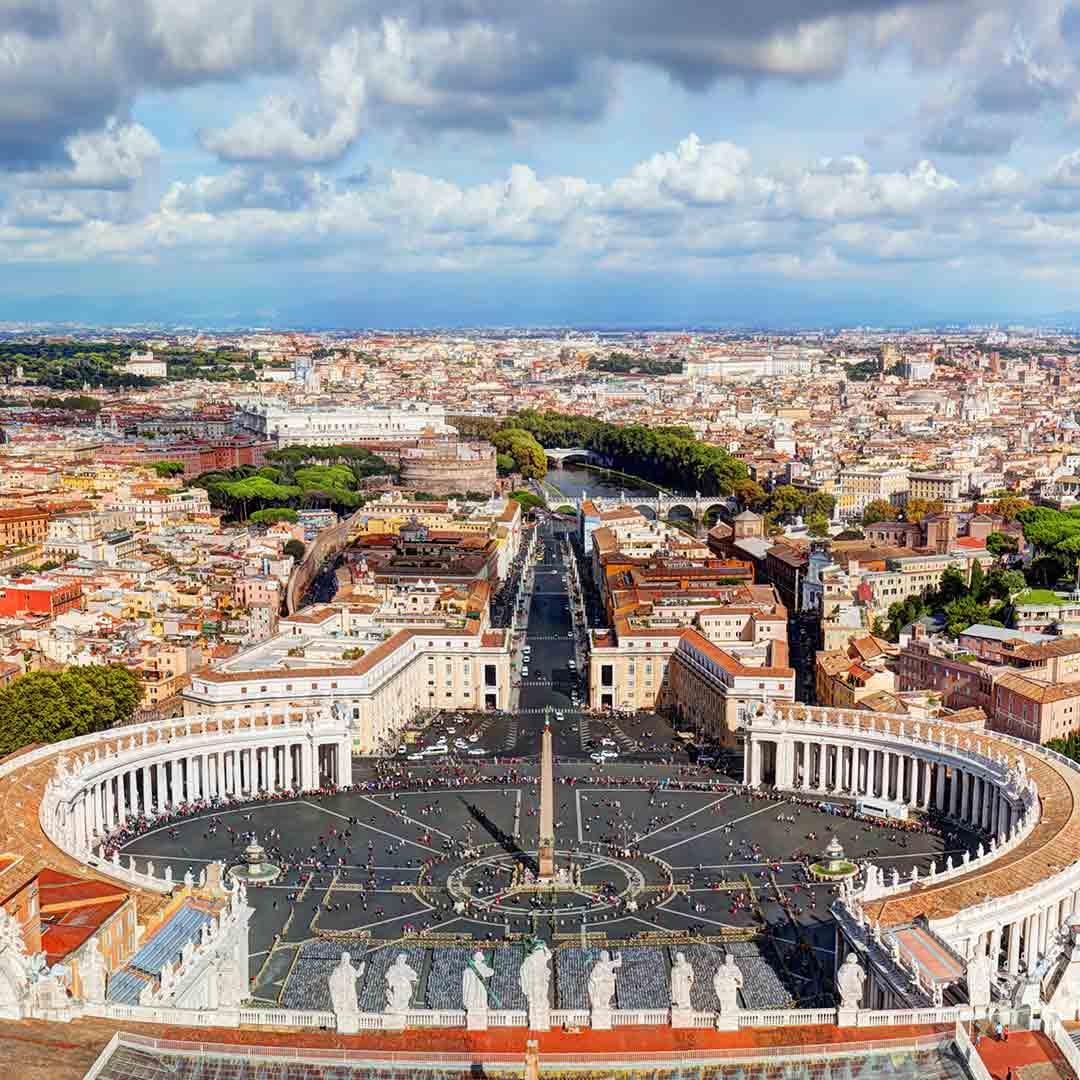 Rome bike tour - Half day