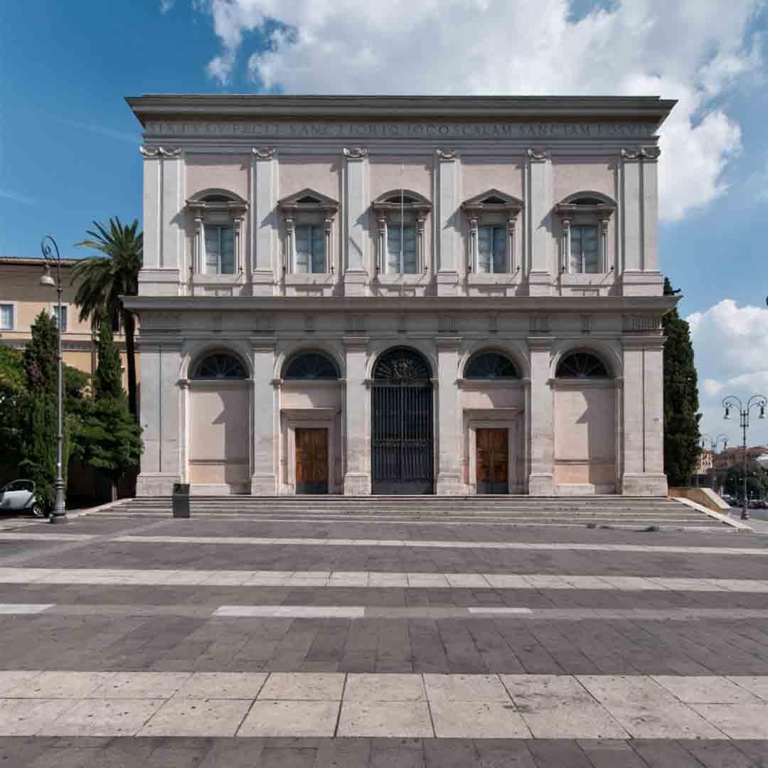 The Santa Scala