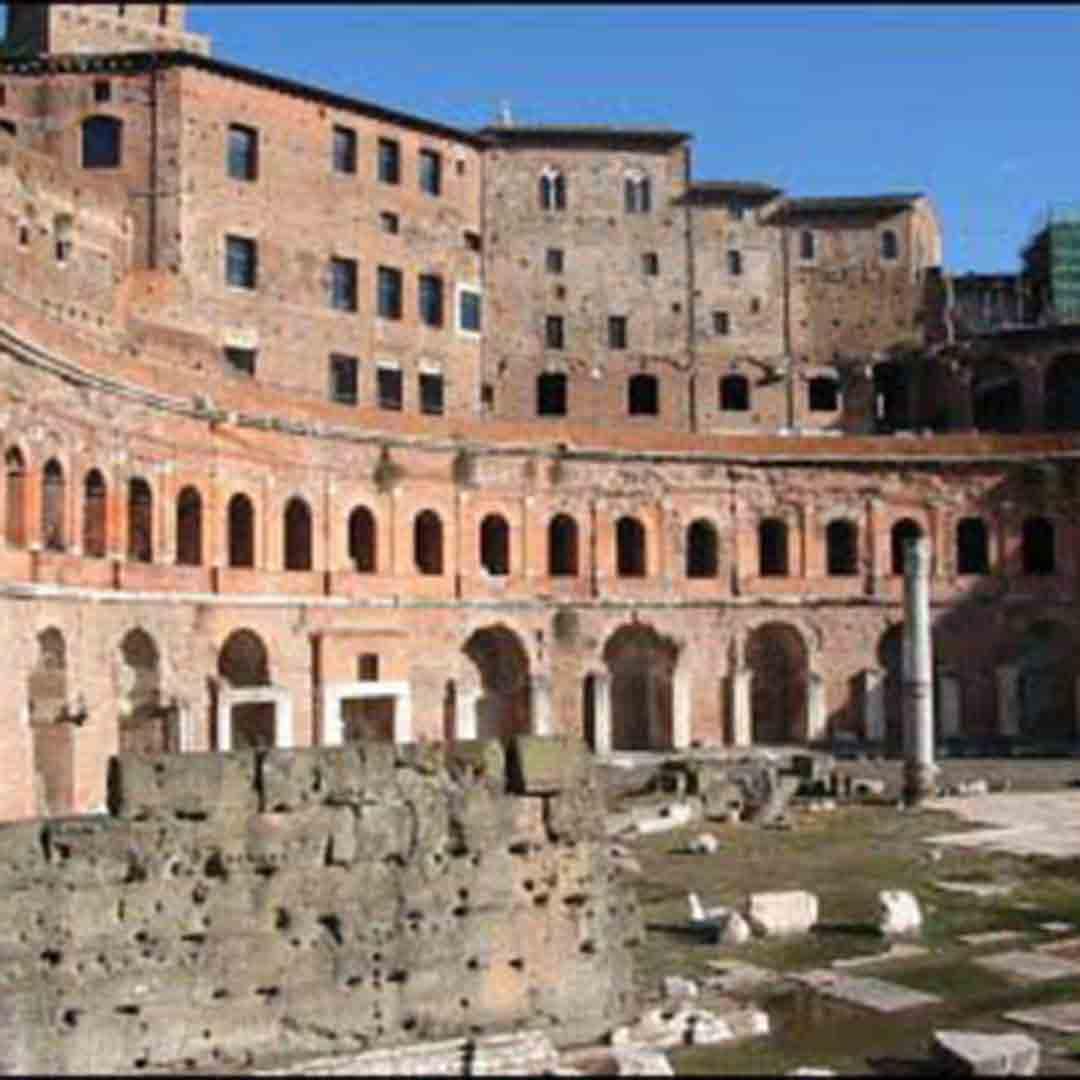 Trajan's Market Museum