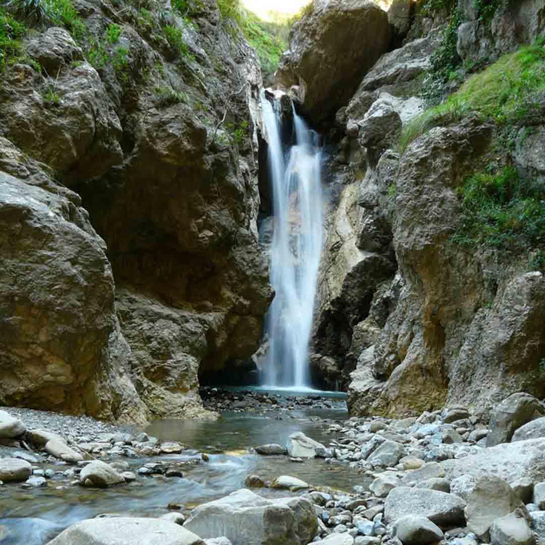 Nebrodi: Catafurco Waterfalls