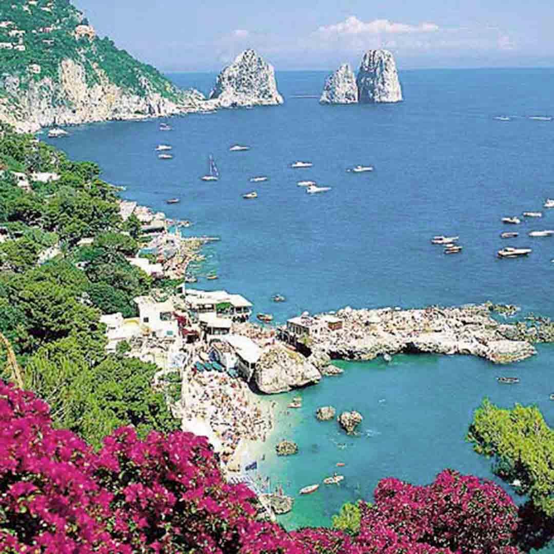 Capri Boat Trips