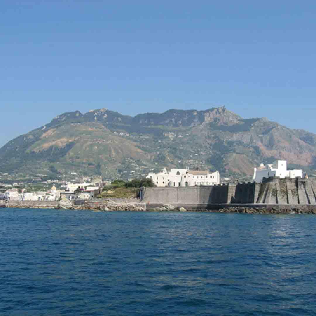 Mount Epomeo, Ischia