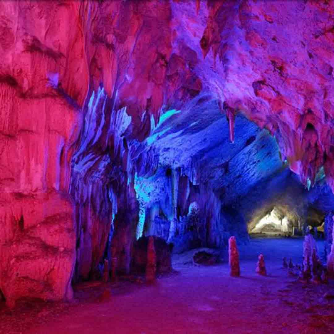 Pertosa Cave (Grotte dell'Angelo di Pertosa)
