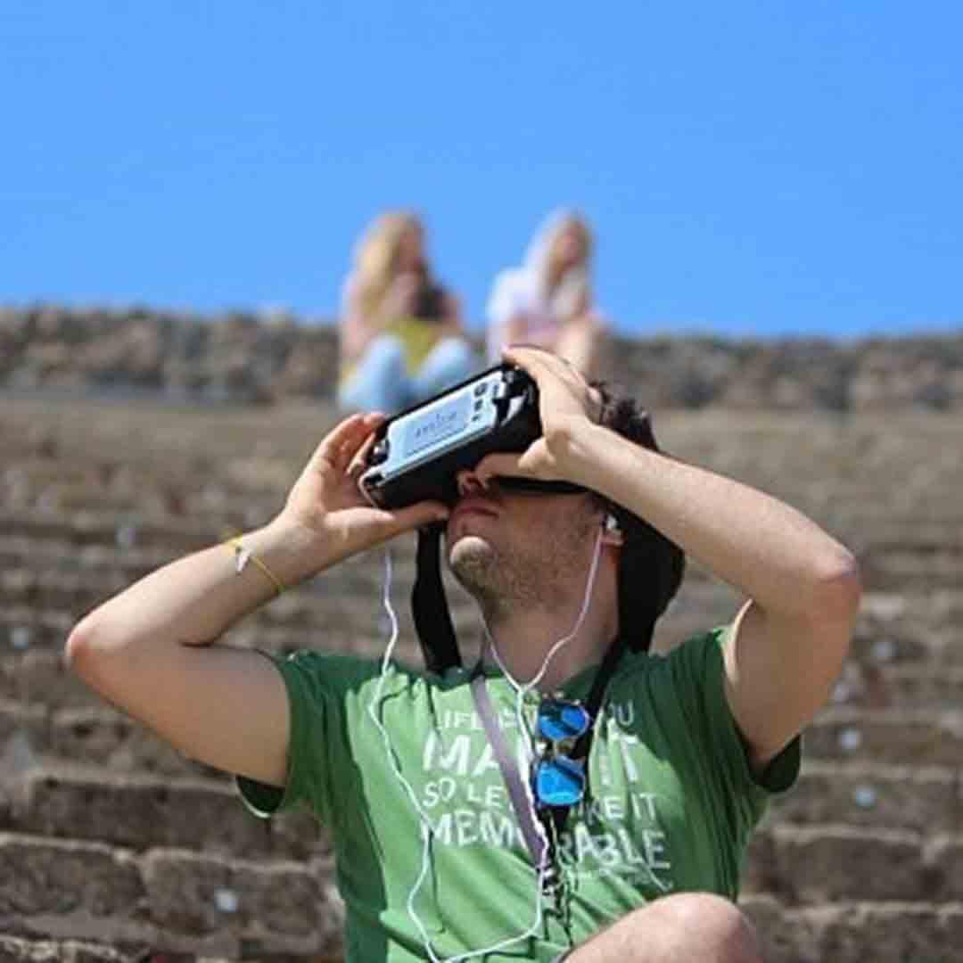 Pompeii Virtual Reality Tour
