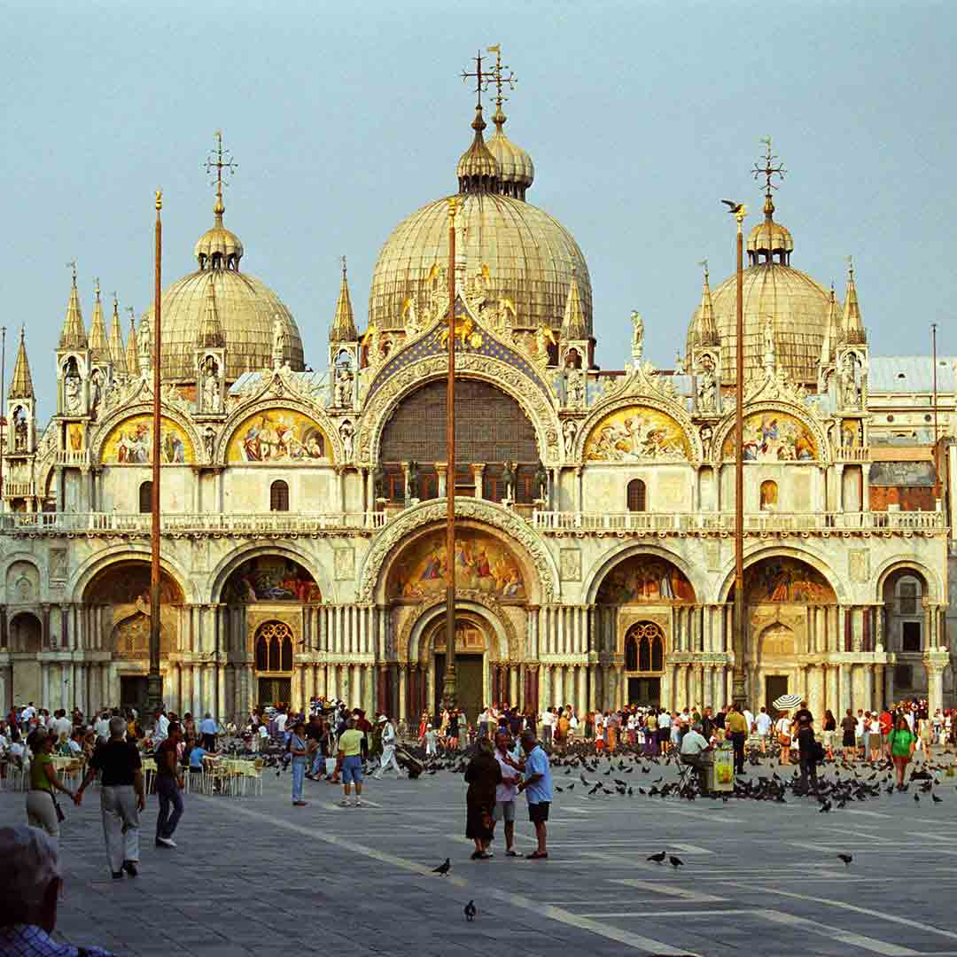 St Marks Square and Basilica