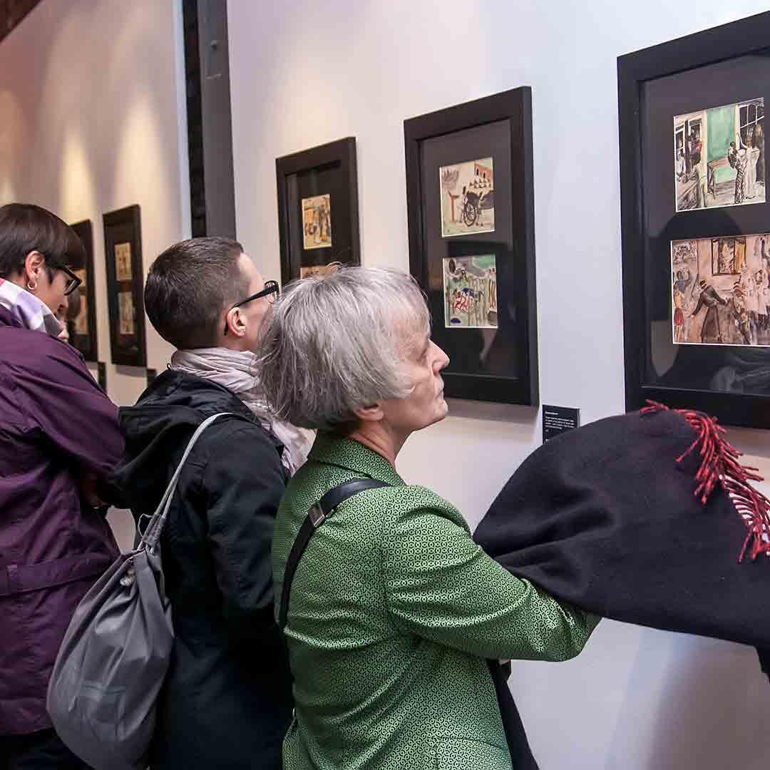 Galicja Jewish Museum Visit & Meet a Holocaust Survivor