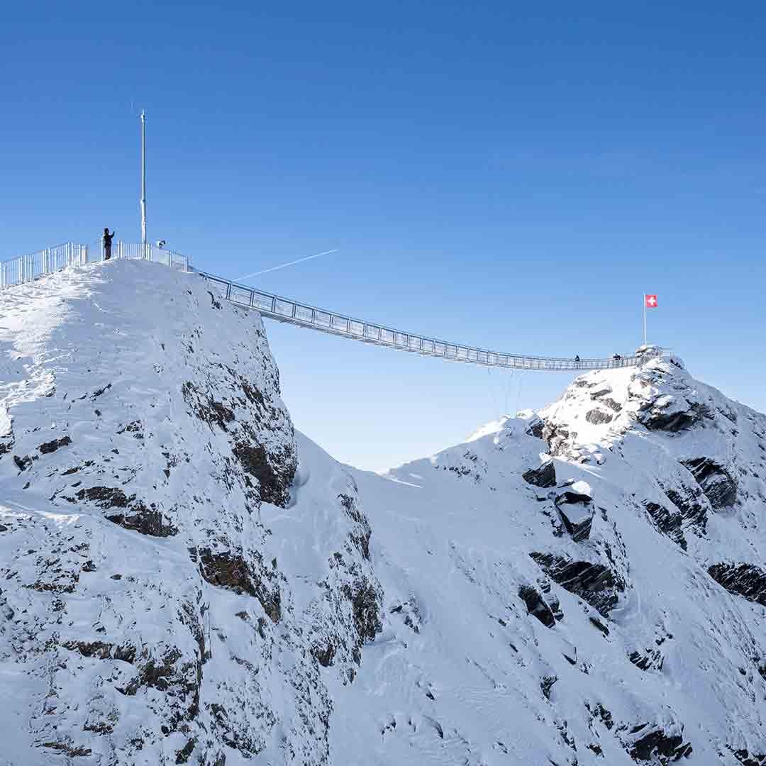 Glacier 3000 - Glacier Landforms and Tourism