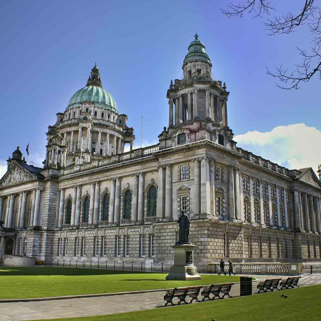 History & Politics Walking Tour