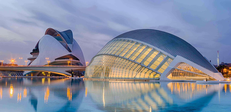 Valencia Science School Trips