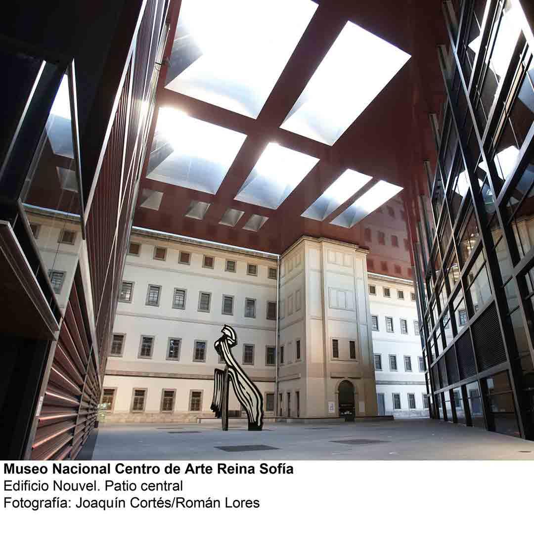 Museo Nacional Centro de Arte Reina Sofia (MNCARS)