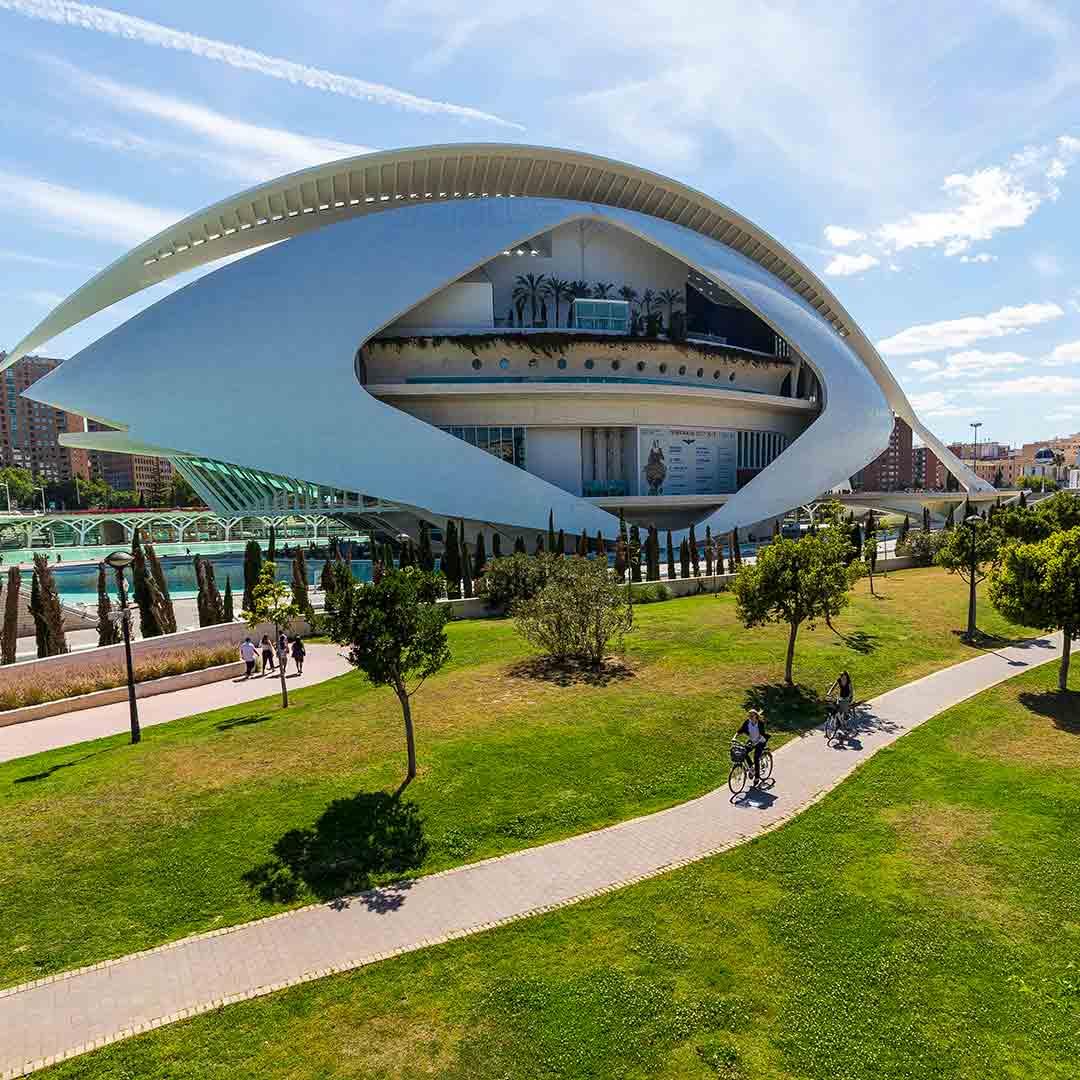 Hemisfèric - The City of Arts and Sciences