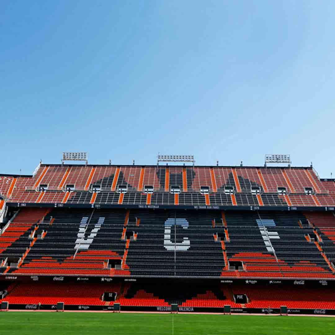 Mestalla Stadium Tour (Valencia F.C.)