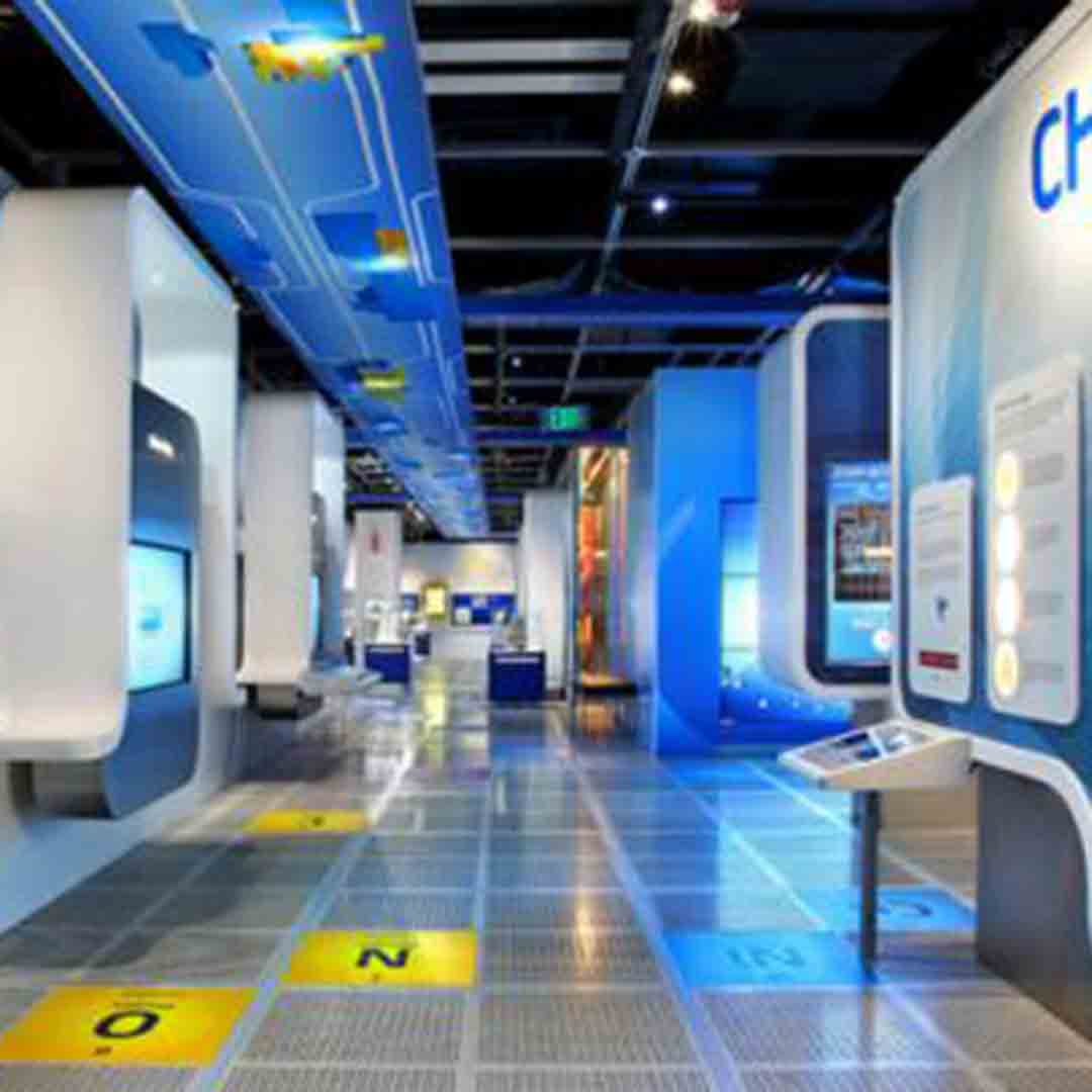 Silicon Valley Intel Computer Museum & HQ Tour
