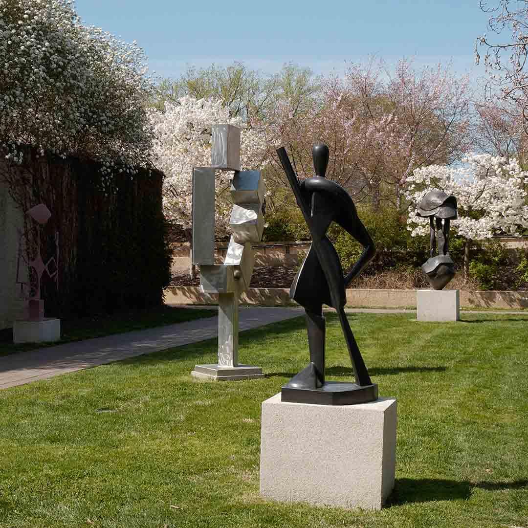 The Hirshorn Museum & Sculpture Garden