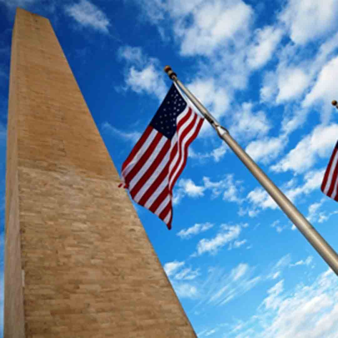 Washington's Memorials Walking Tour