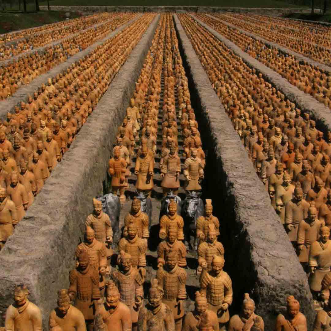 Terracotta Army (XIAN) Museum Tour