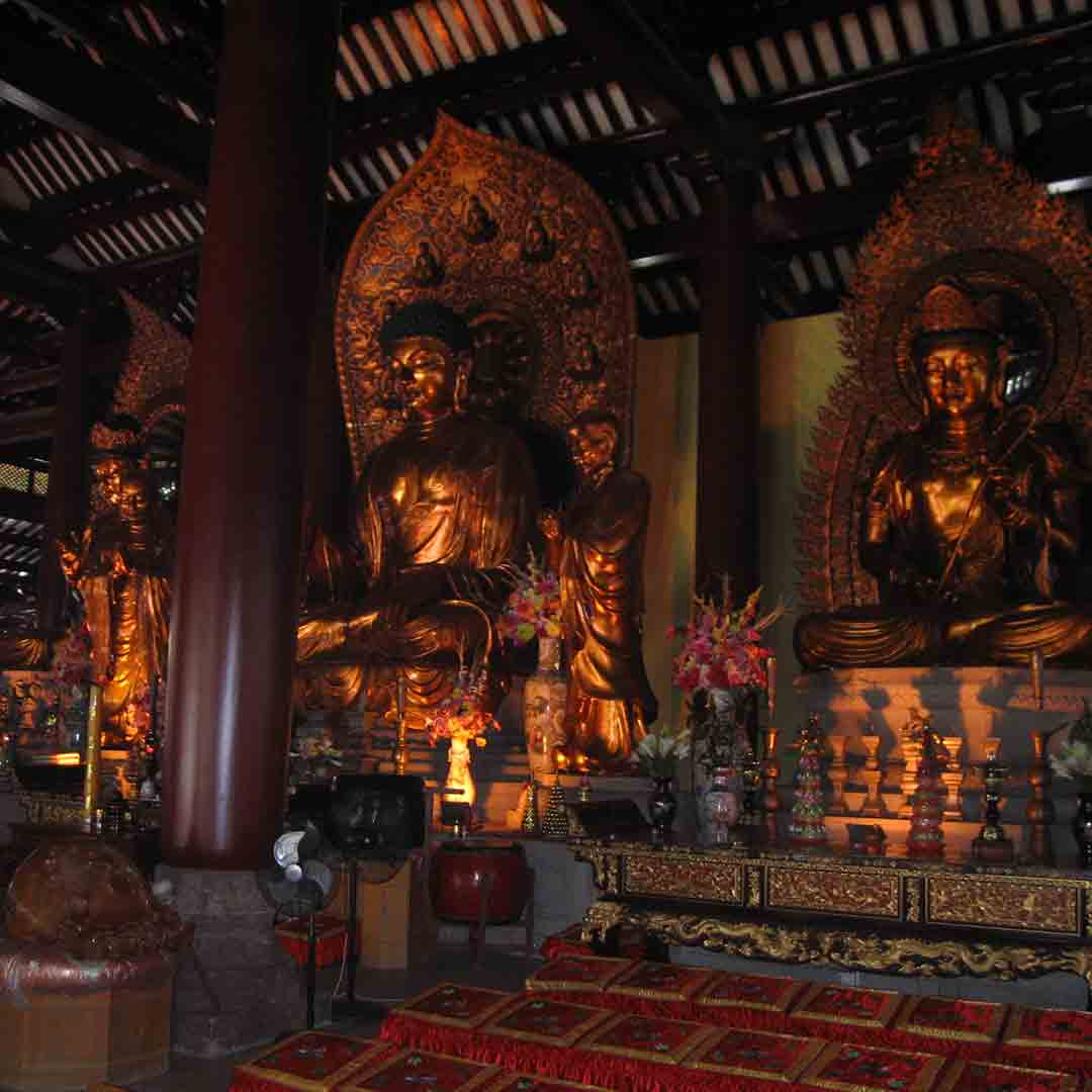 Buddhist Bright Filial Piety Temple