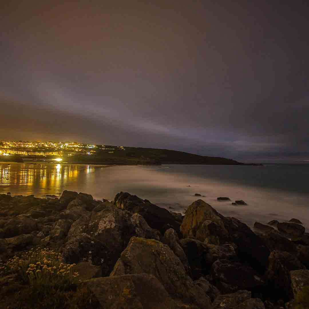 Ghost walk in St Ives