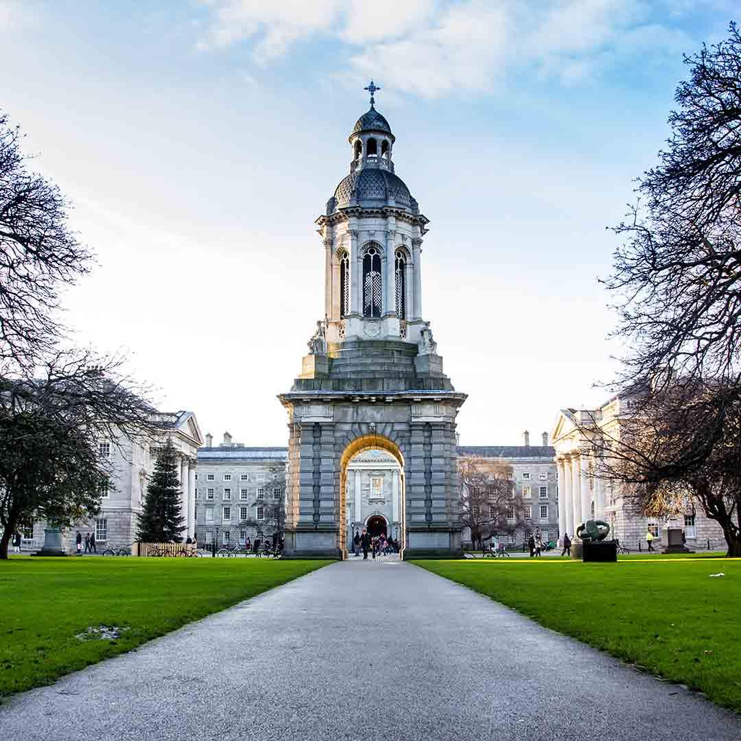 Trinity College - Book of Kells