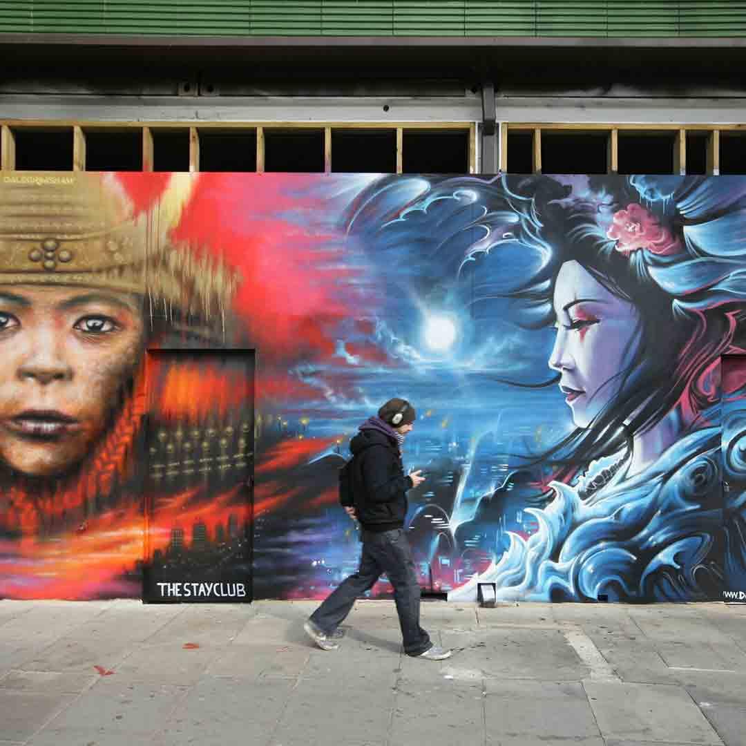 Camden Street Art Tour
