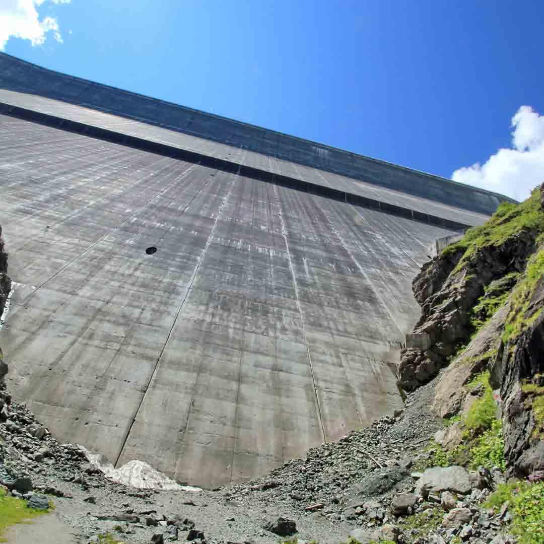 Grand Dixence Dam Tour