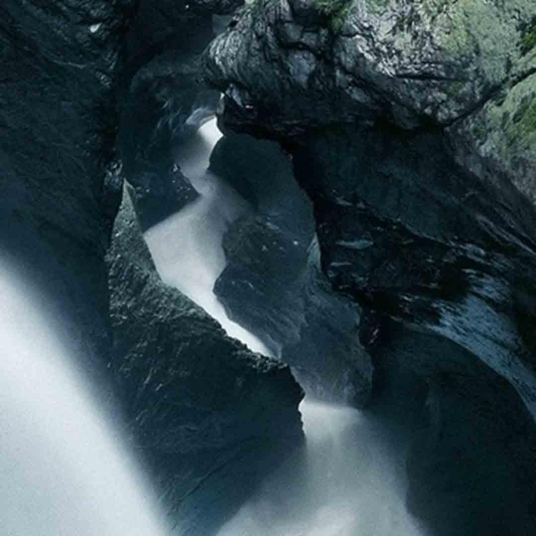 Truemmelbach Falls