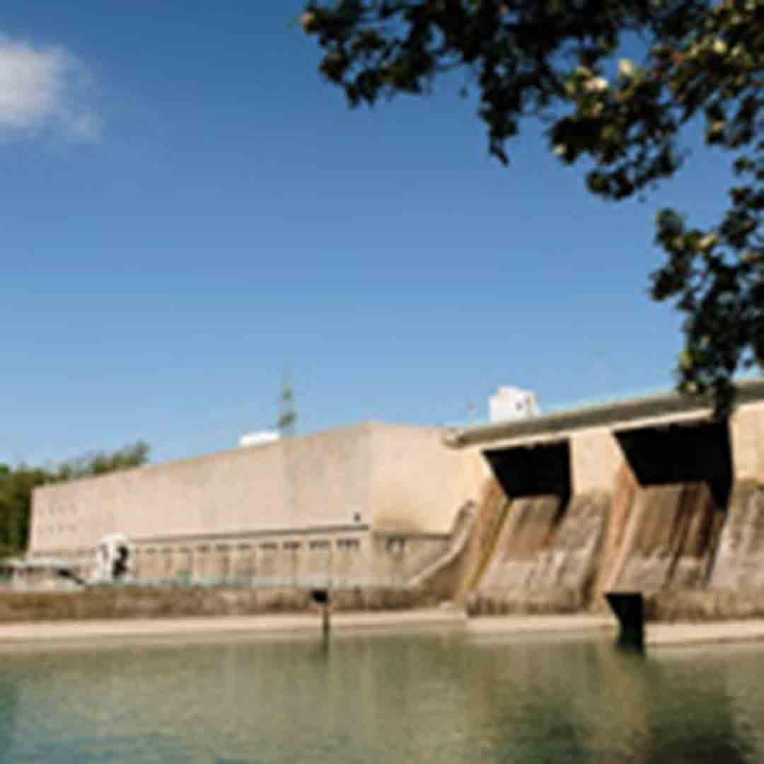 Verbois Dam