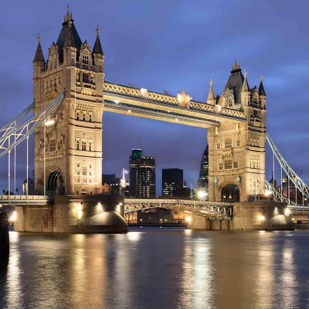 Tower Bridge Presentation