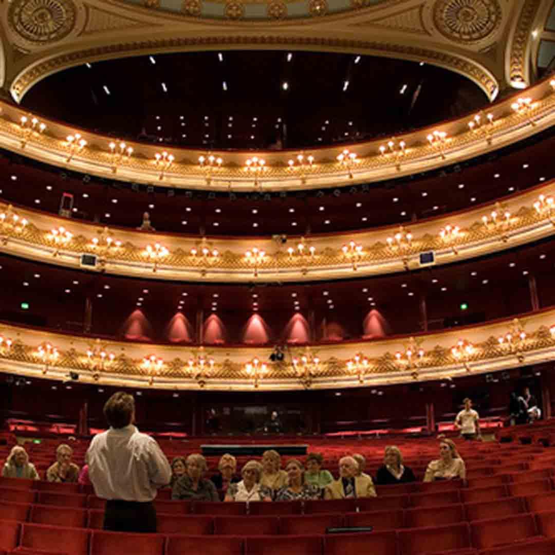 Royal Opera House Tour - Covent Garden