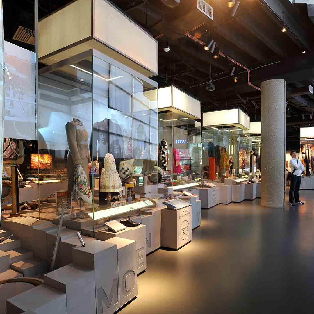 Museum of London-Tudor and early Stuart London