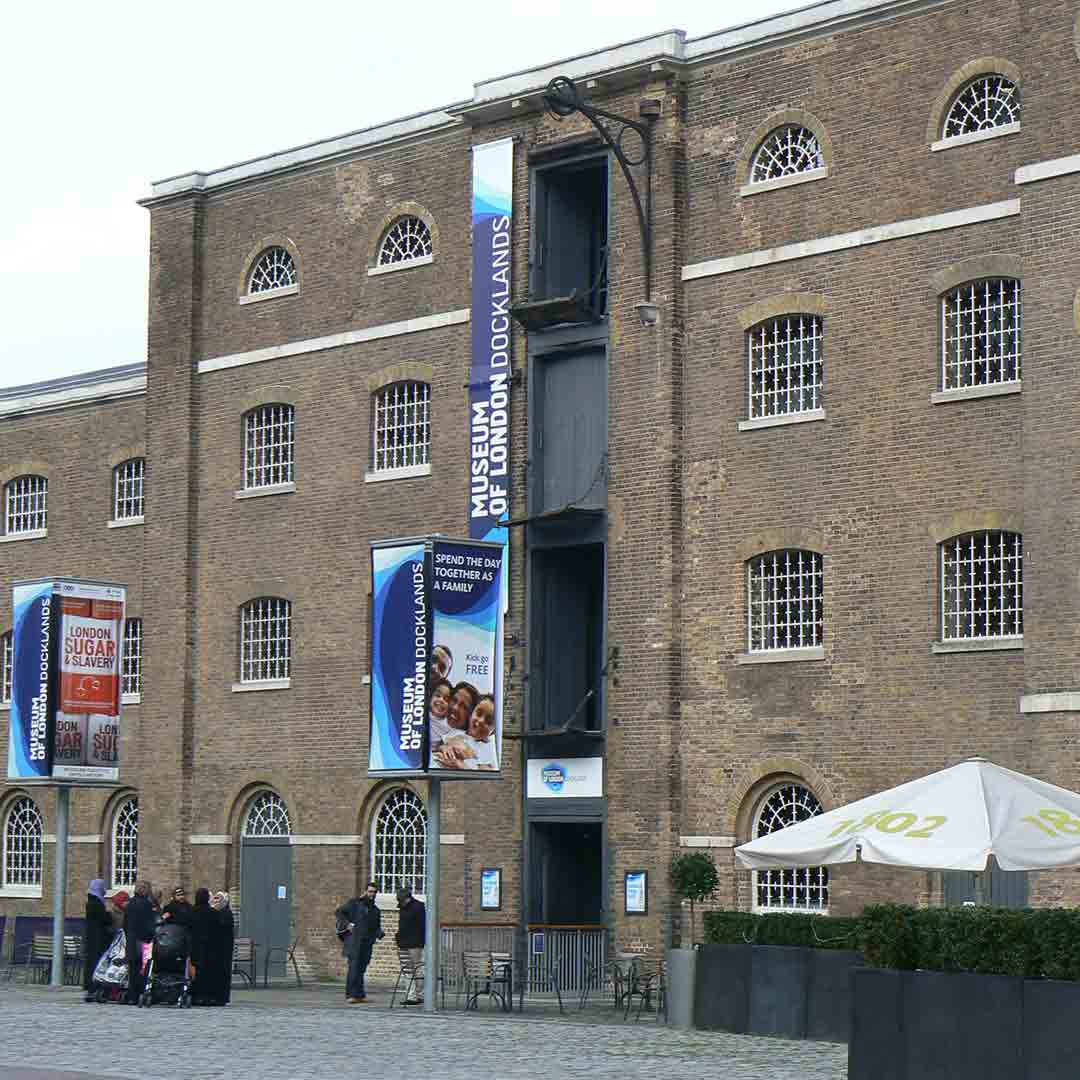 London Docklands & Museum