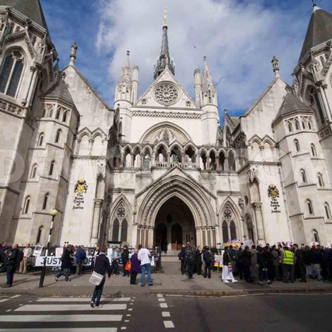 Legal London Tour