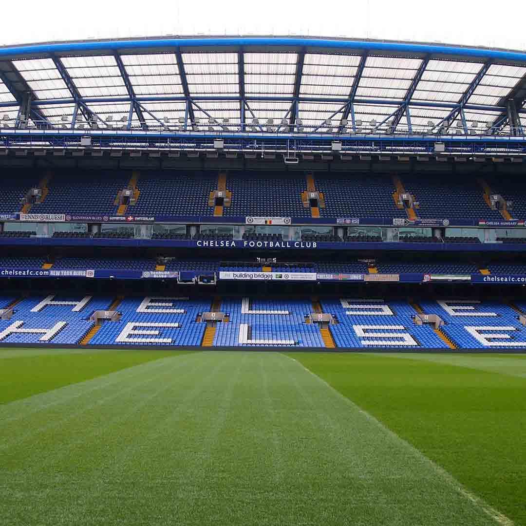 Chelsea FC Stadium Tour