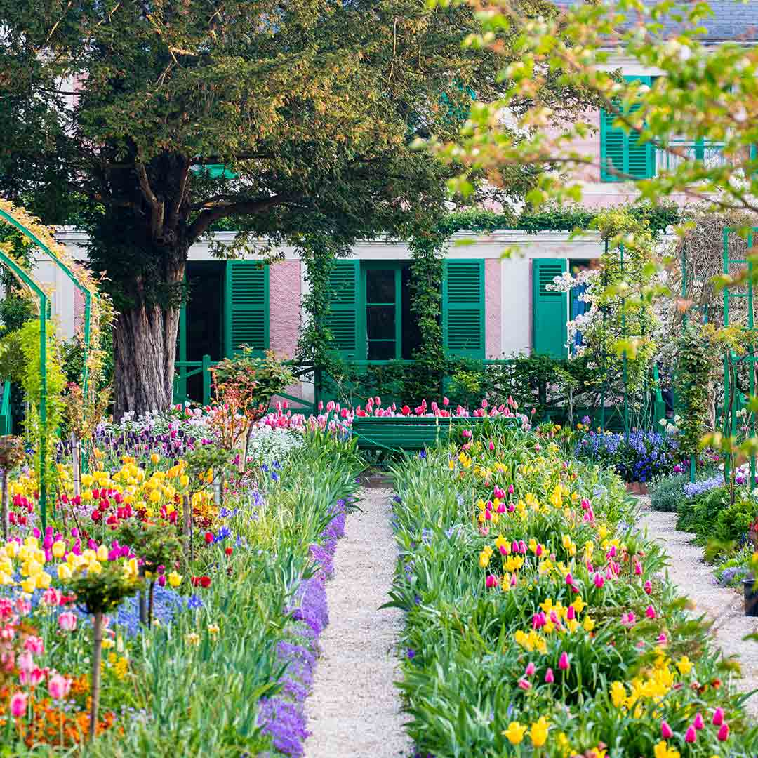Claude Monet's House and Gardens (Giverny)