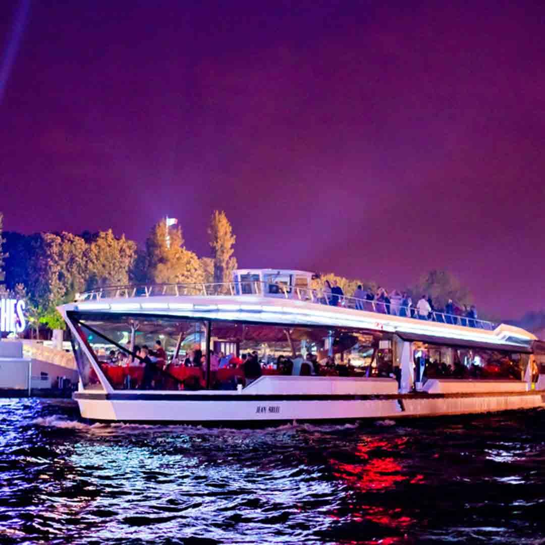 Bateaux Mouche River Cruise