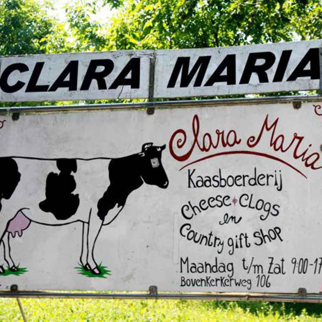 Clara Maria Cheese Farm & Clog Factory