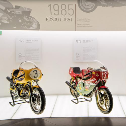 Ducati Museum & Factory visit