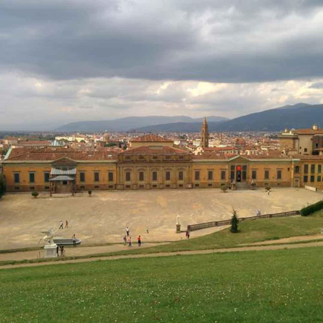 The Silver Museum - Pitti Palace