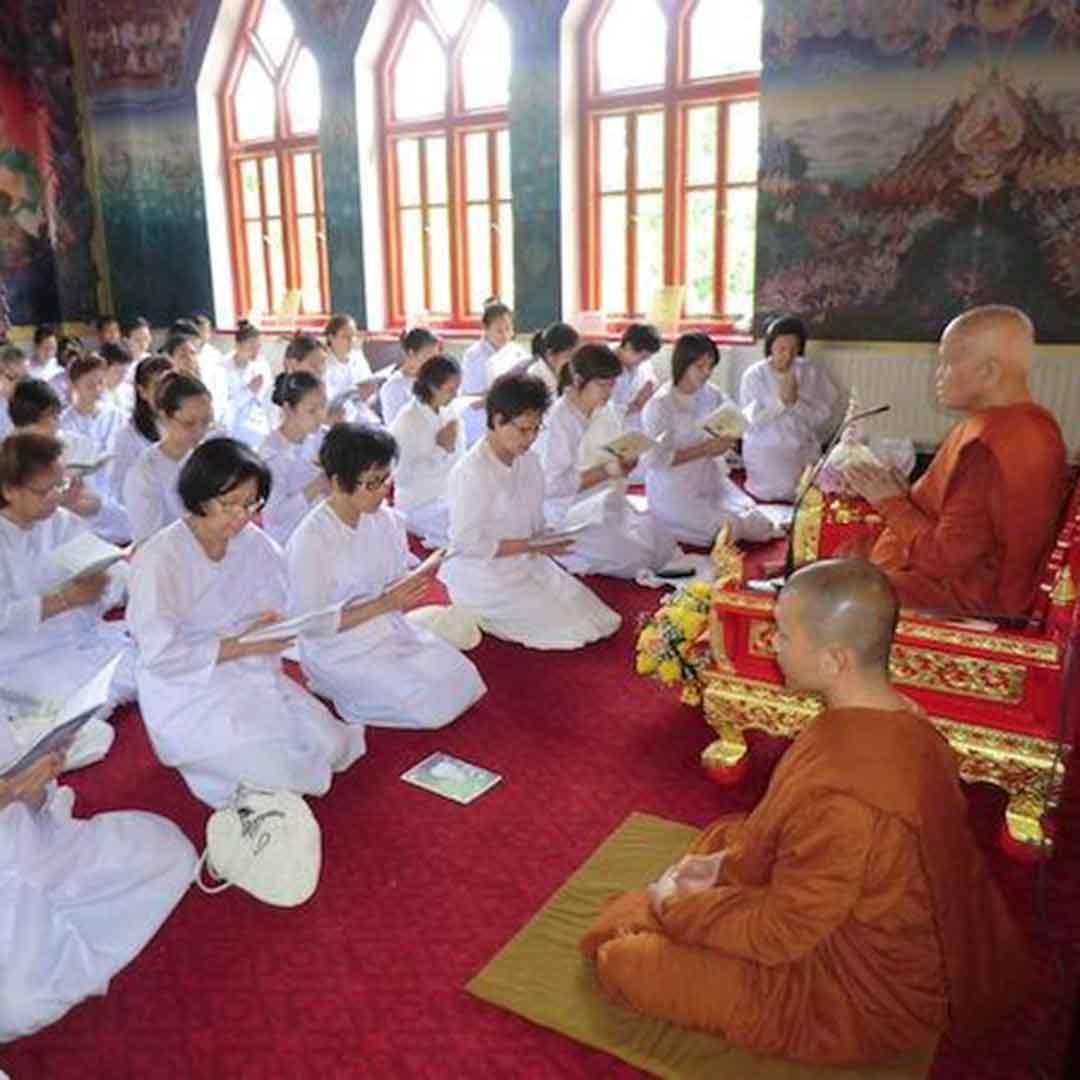 Buddhapadipa Temple  (Buddhist)