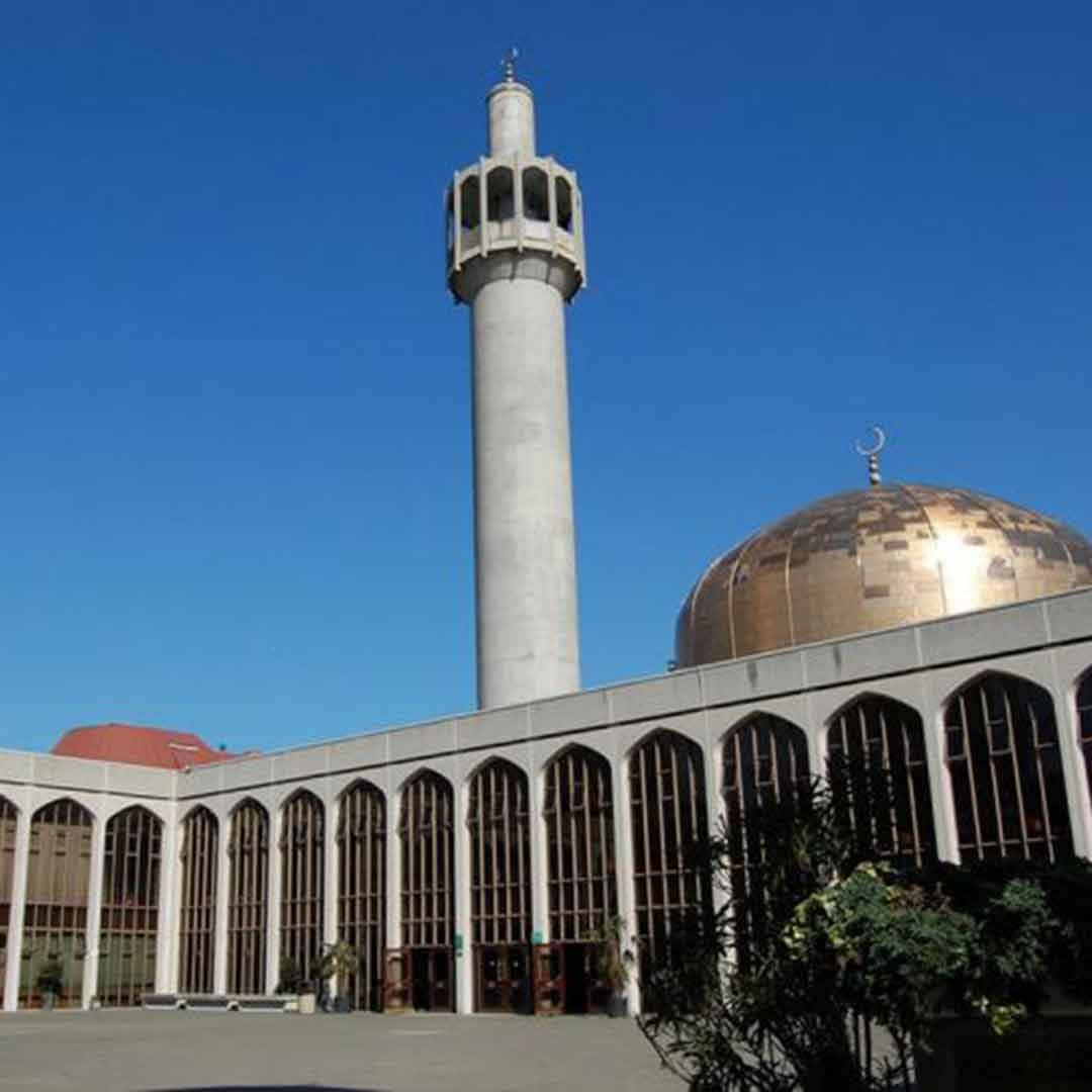 The London Central Mosque (Muslim)