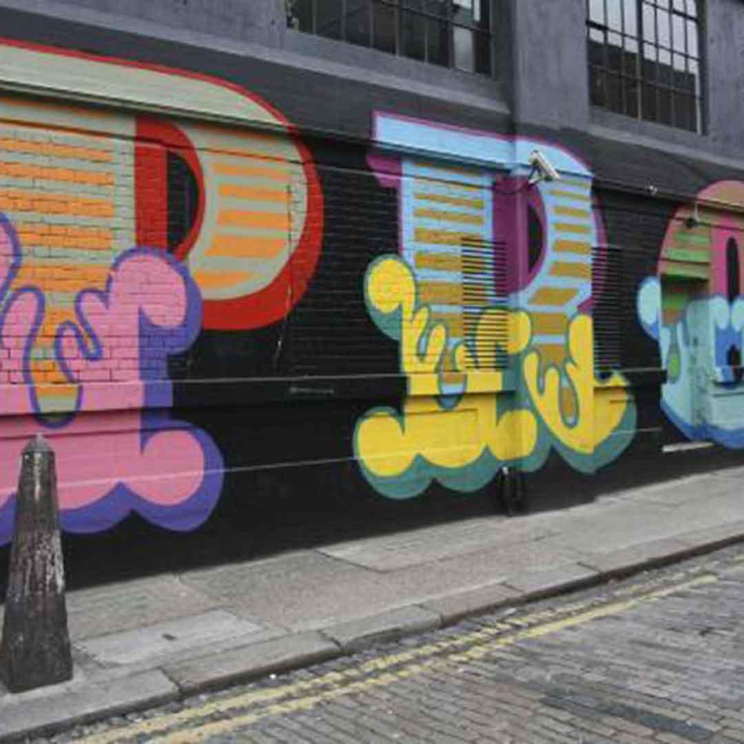 London Design Walking Tour