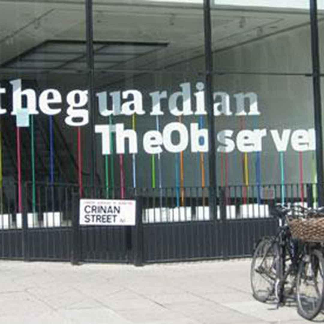 Guardian Newsroom Workshops