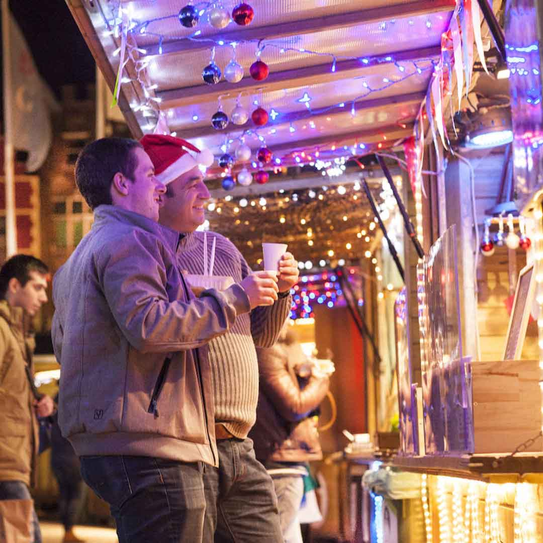 Grote Markt Christmas Market